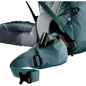 deuter Aircontact 40 + 10 SL Backpack Women redwood/teal